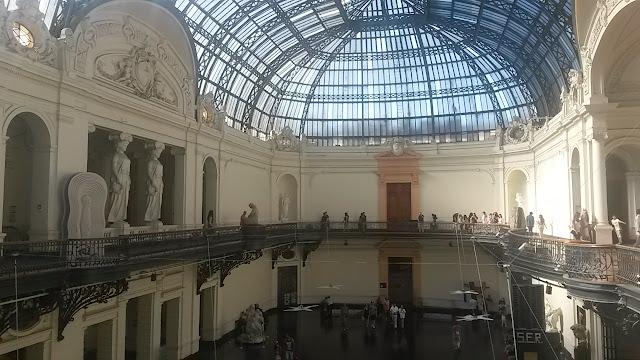 Santiago-Cile-museo-belle-arti