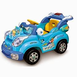 Ô tô trẻ em QX-7611