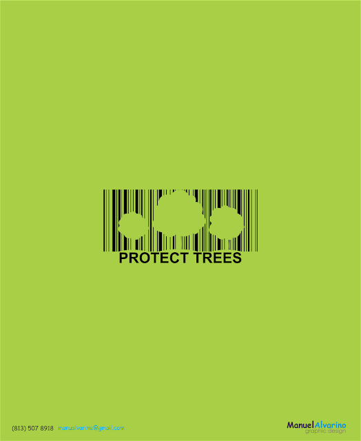 Manuel Alvarino: Environmental Posters