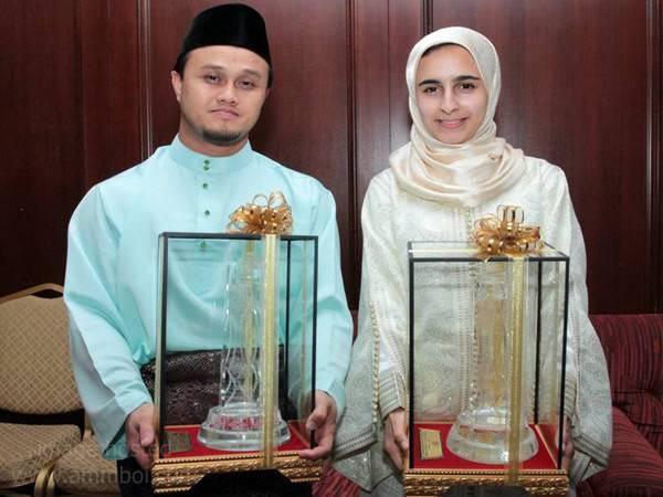 Keputusan Tilawah Al-Quran Peringkat Antarabangsa Ke-54 2012