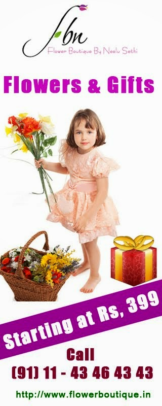 Buy Flowers & Gifts Online