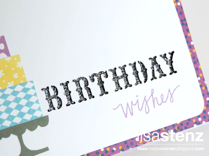 Lisas Creative Corner Artfully Sent Birthday Cards – Pre Made Birthday Cards