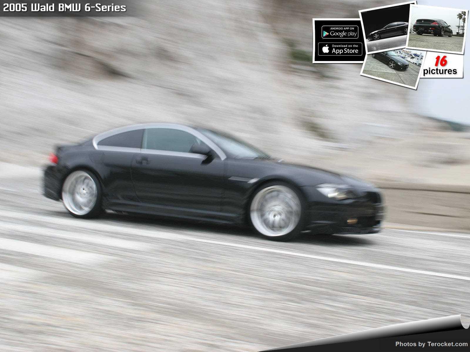Hình ảnh xe độ Wald BMW 6-Series 2005 & nội ngoại thất