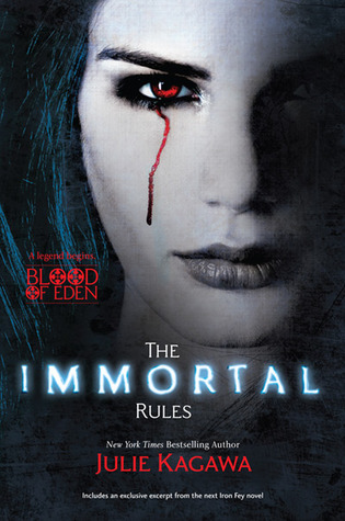 10215349 Published by: Harlequin Teen. The Immortal Rules (Blood of Eden #1) by Julie ...