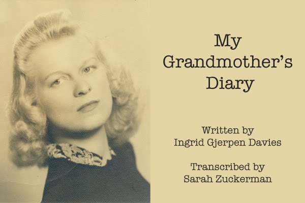 My Grandmother's Diary