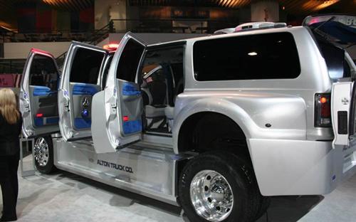 Ford Alton F 650 ford truck tunings   BİGSPORTRUCK