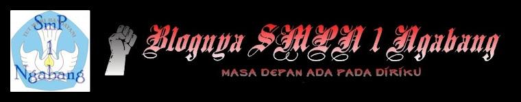 Blognya SMP Negeri 1 Ngabang
