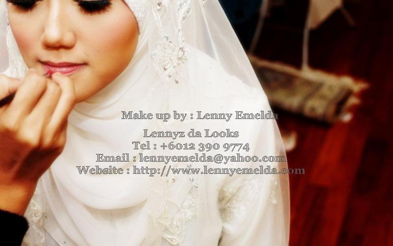 Lenny Emelda Make up Artist