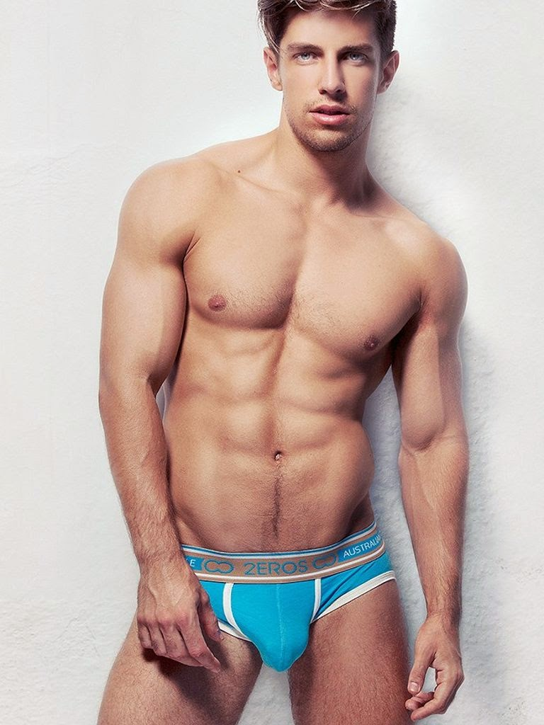 2Eros Coast Brief Underwear Aqua Gayrado