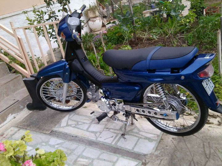 terbaru modifikasi motor grand astrea