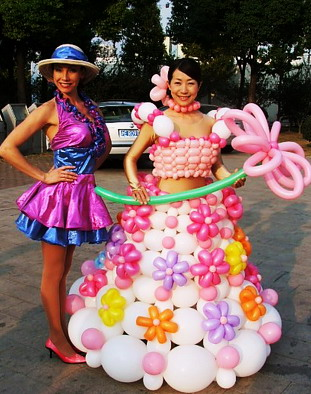 Balloon Dress2