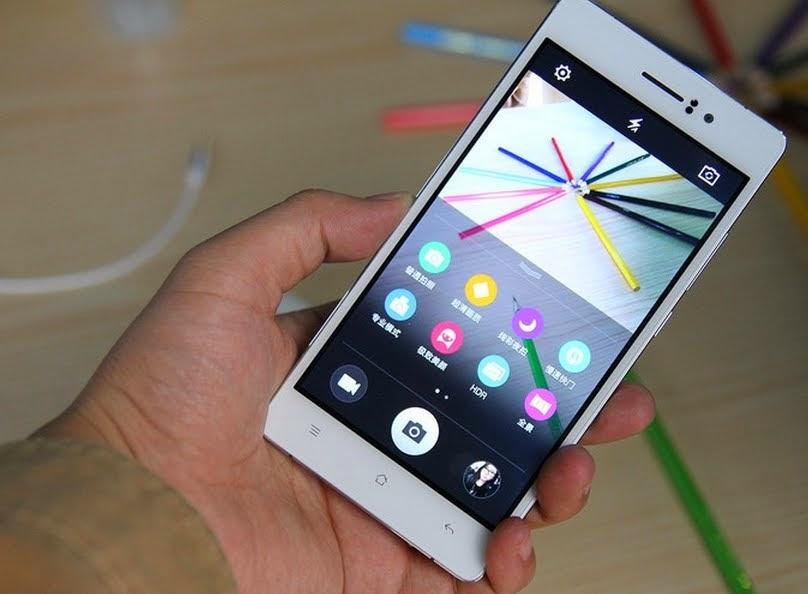 Tahukah Keunggulan oppo R5 smartphone