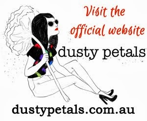 Dusty Petals Official Website