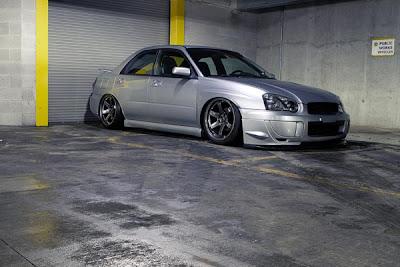 Subaru Impreza Rebaixado