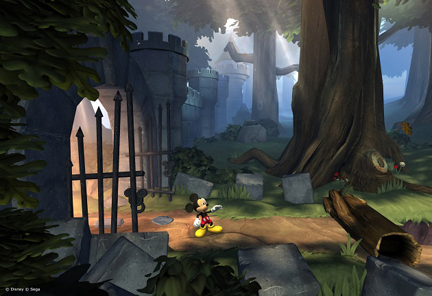 Trailer de Castle of Illusion do PlayStation 3