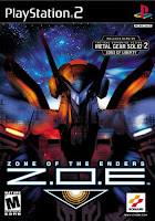 Cheat Zone Of Enders PS2 Lengkap