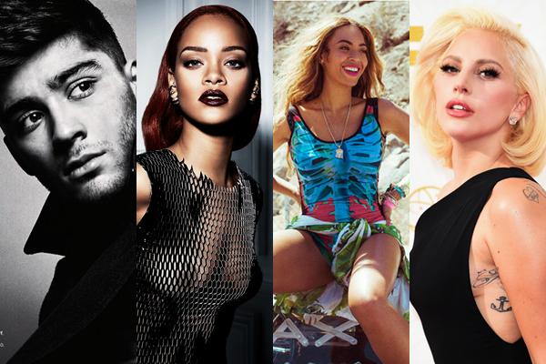 """Los álbumes más esperados del 2016, por """"Digital Spy"""""""