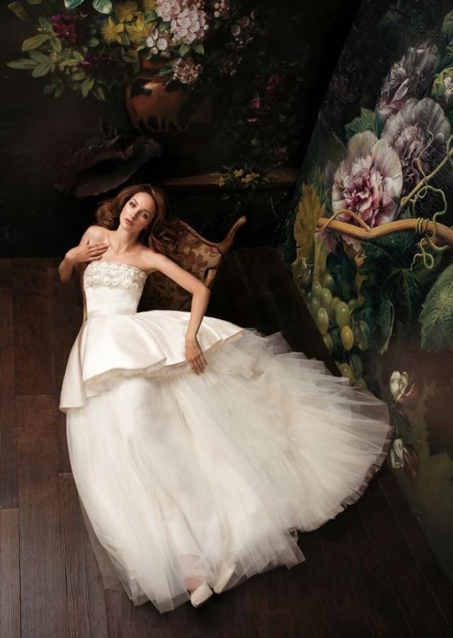 Bellos vestidos de novias | Colección Alena Goretsaya