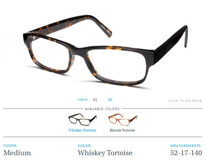 frames for glasses online 420u  When you click on the sample image of each style, you are also provided  with the measurements of the frames/lenses This includes the lens width,