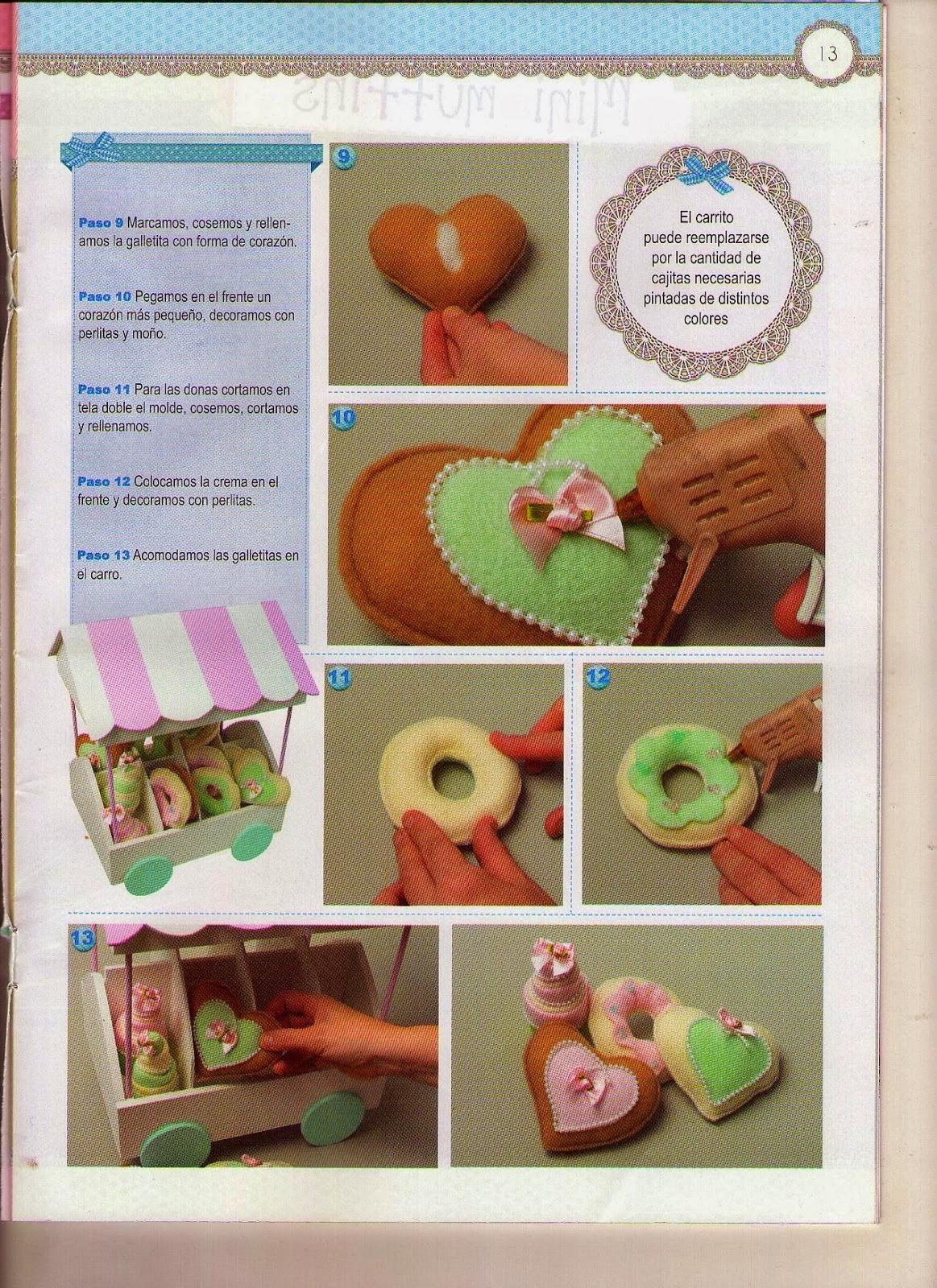 Manualidades para la cocina cursos y tutoriales para for Cursos de cocina para regalar