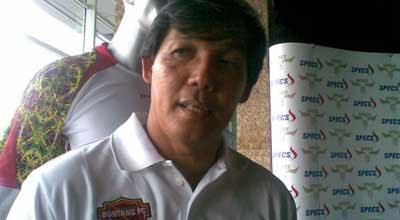 Ricky Yacob,  pemain indonesia yang bermain di luar negeri