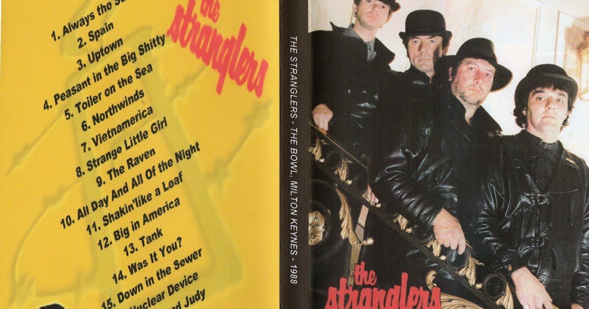 The Stranglers Nuclear Device Wizard Of Aus