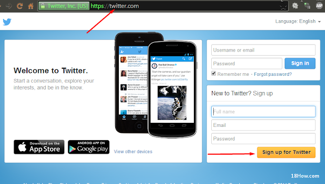 How to Create a Twitter Account? Join Twitter Now