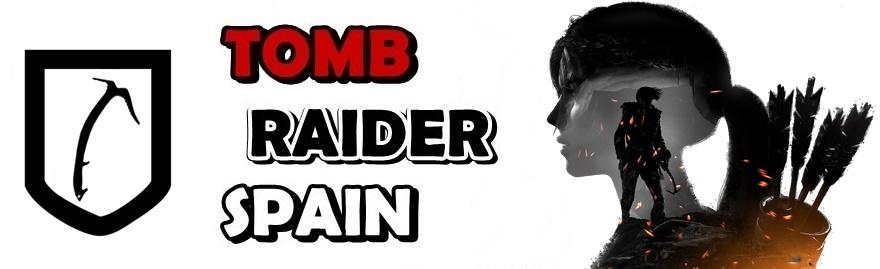 TOMB RAIDER SPAIN
