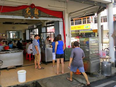 Chwee Kueh-水粿-Muar-Johor