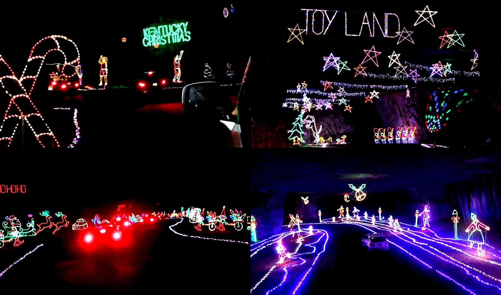 5 Places To Go Around Louisville For A Spectacular Christmas Light ...