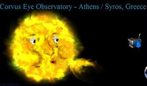 Observatorio Solar: El Ojo del Cuervo, Atenas/ Isla de Syros, Grecia.