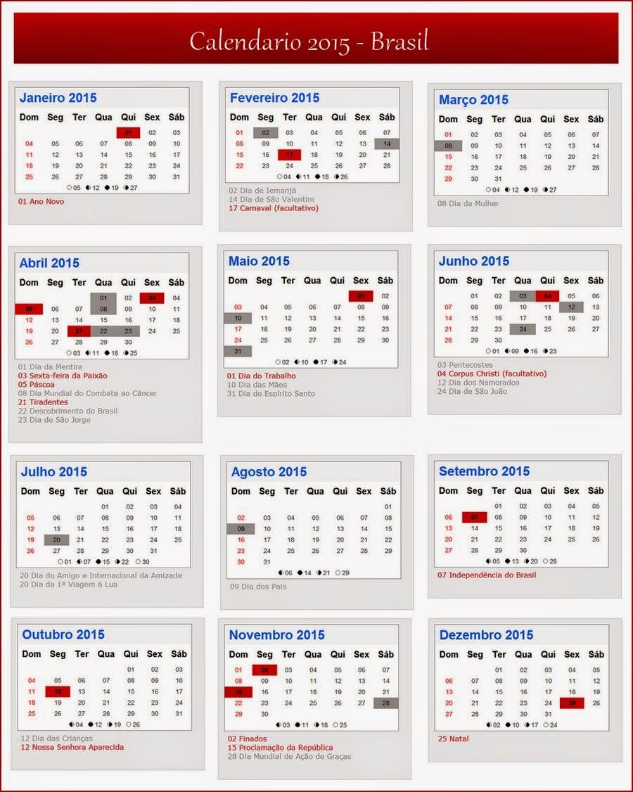 Calendario 2016 Feriados Sao Paulo Related Keywords & Suggestions ...
