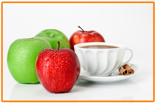 All About You: Did you know apples are better at waking you up ...