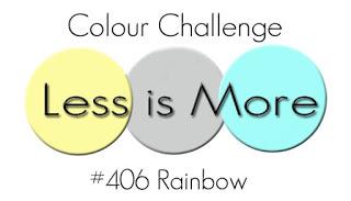#406 - Rainbow 25/10