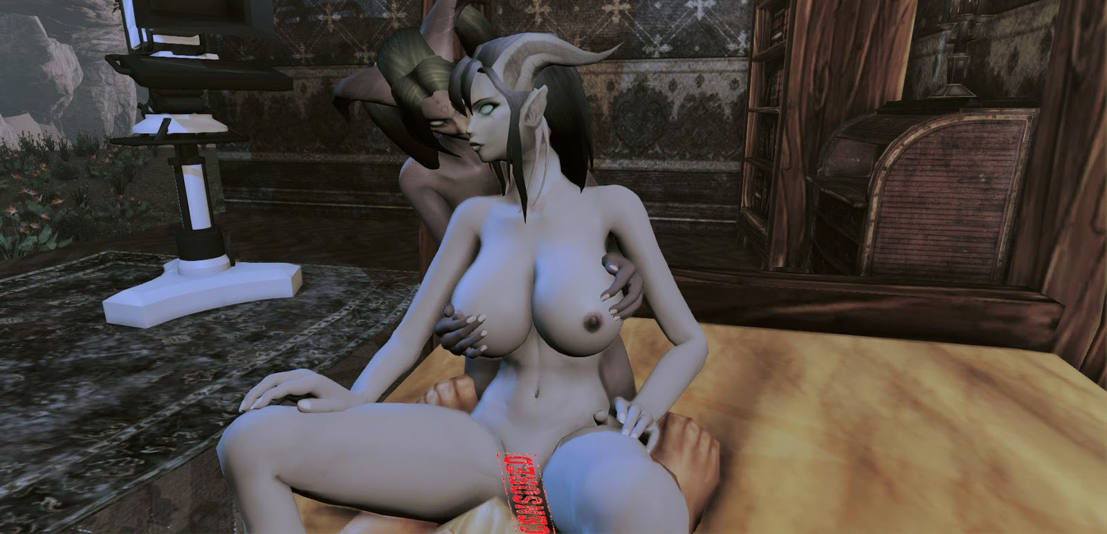 Gnomes from wow xxx scenes