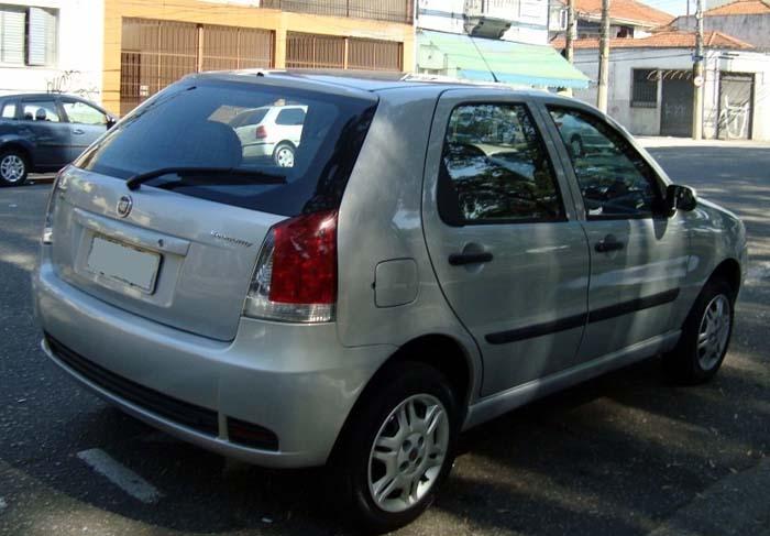 Vendo Fiat Palio 1.0 MPI Fire Economy Flex 4P 2010