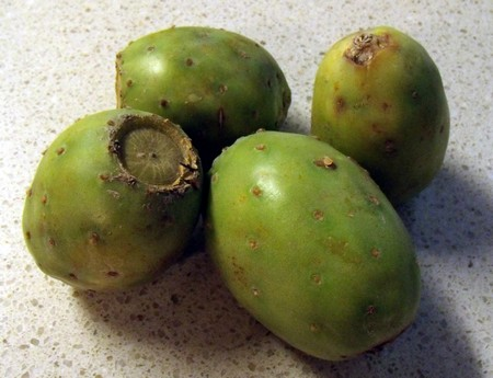 Yvonne's Blog: How to Eat Cactus Fruit (Tunas) - photo#40
