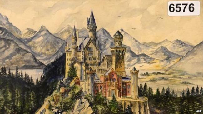 Neuswchanstein Castle