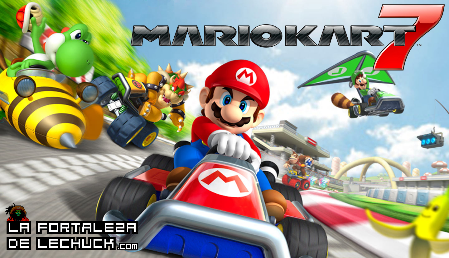 pasos de juegos que hubo sobre mariokart imperio tanuki 3djuegos. Black Bedroom Furniture Sets. Home Design Ideas