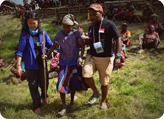 Yayasan Somatua dan doctorSHARE Layani Kesehatan Masyarakat di Intan Jaya