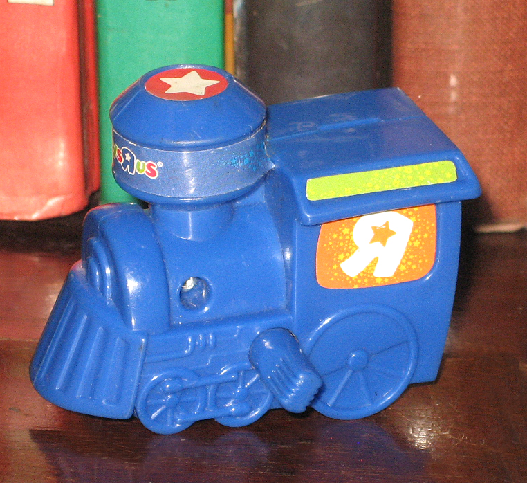 Toys R Us Food : Percy s fast food toy stories toys r us train wendys