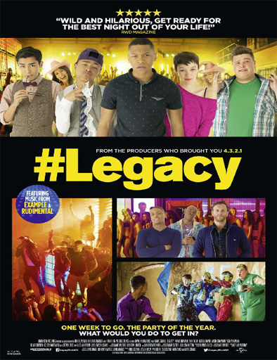 Ver Legacy (2015) Online