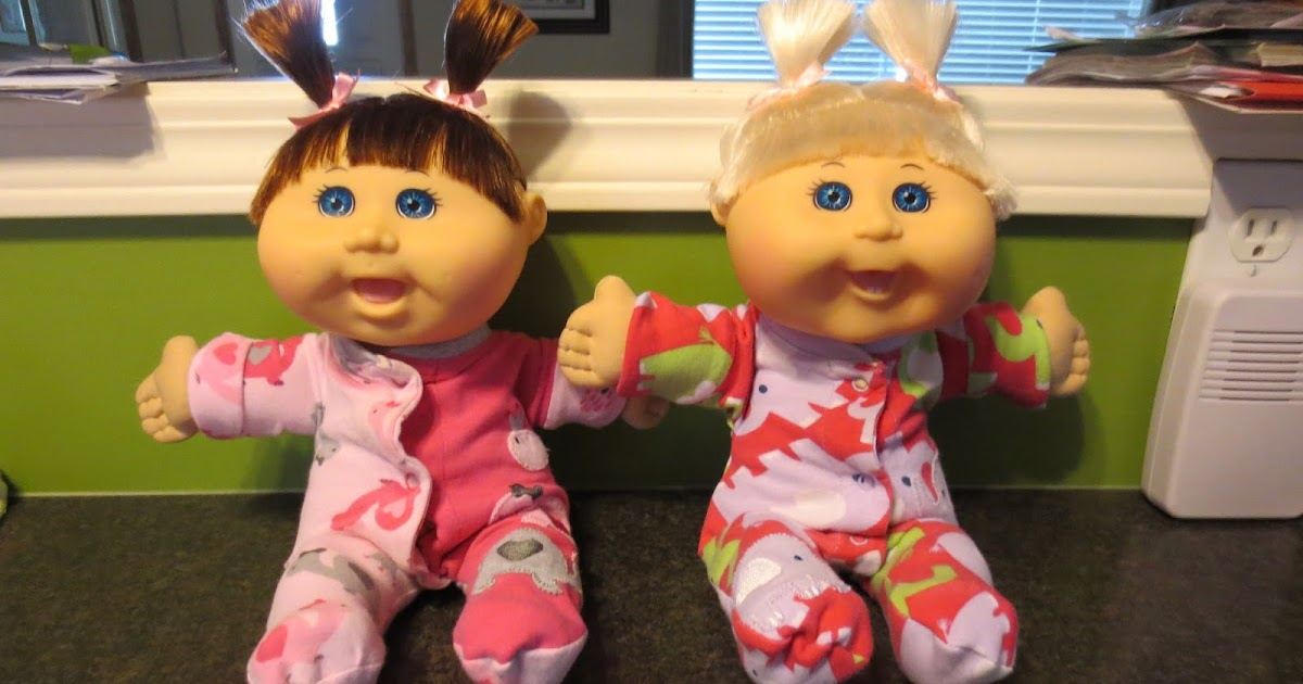 Ribbons, Bows and Who Else Knows: DIY Cabbage Patch Doll ...