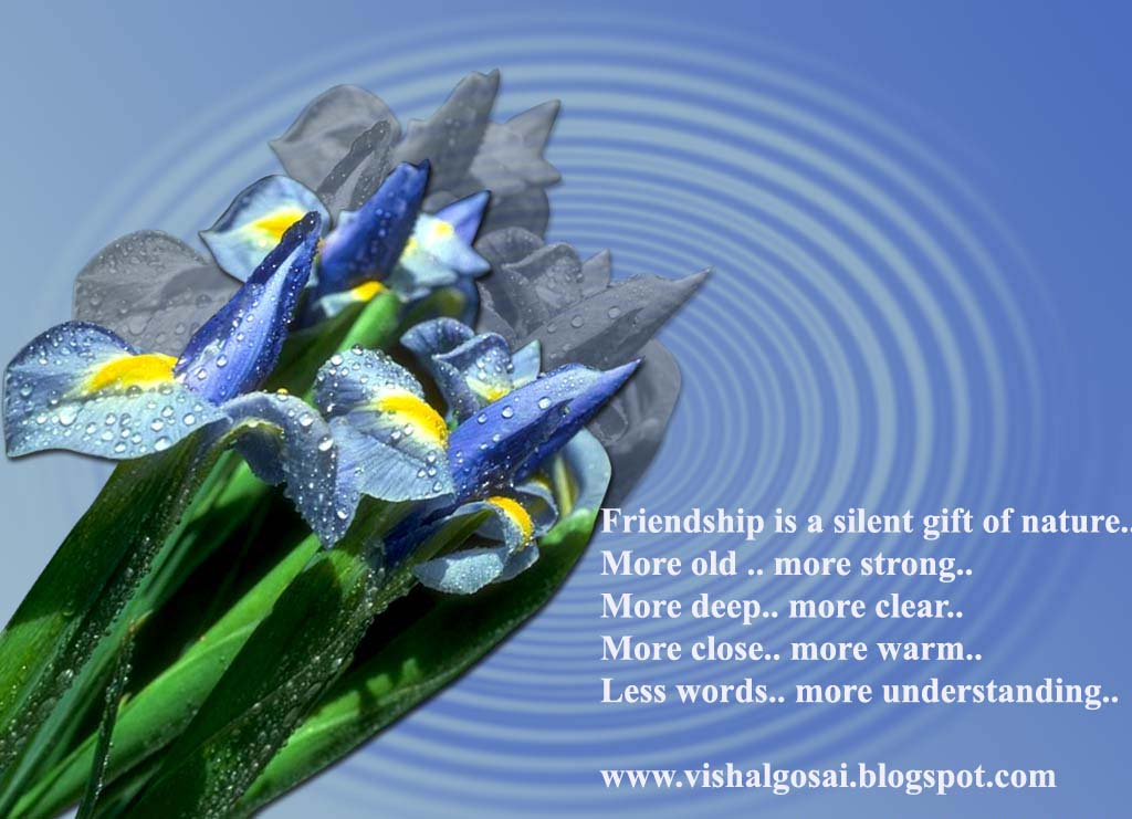 Beautiful Quotes Of Friends And Friendship