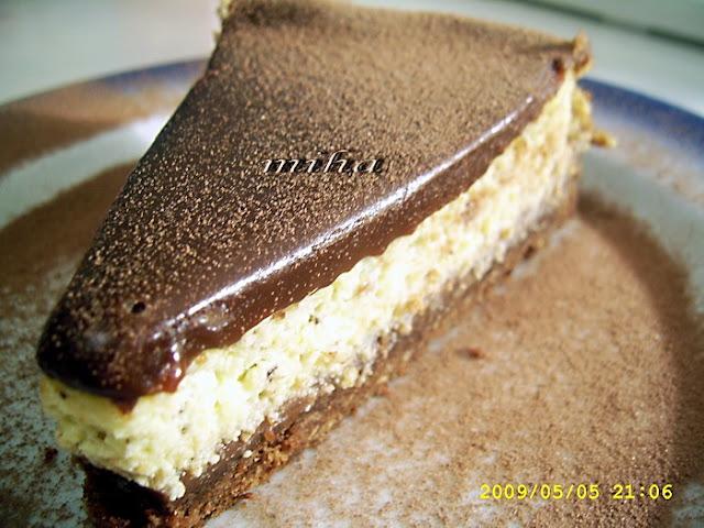 Cheesecake cu ciocolata (2)