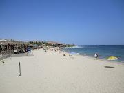 The beautiful white sand beaches that line Mancora (img )