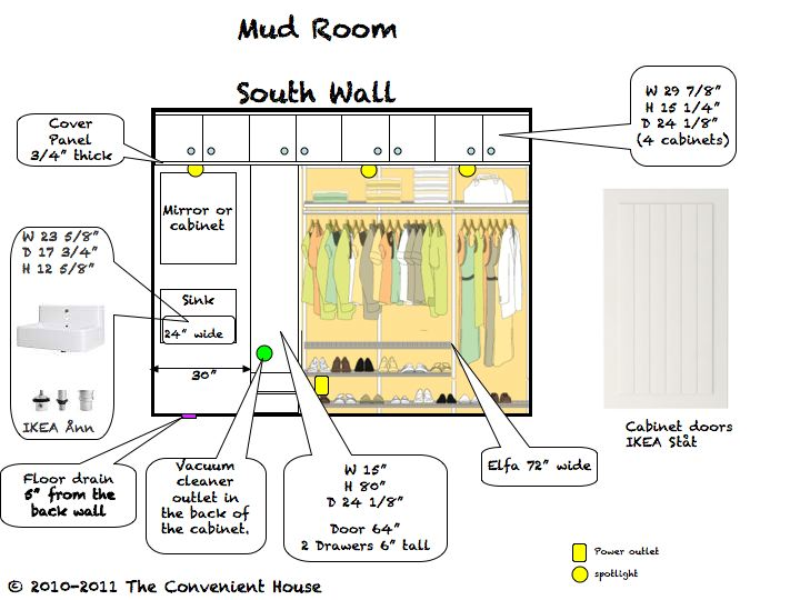 The convenient house mudroom planning for Cost to build a mudroom