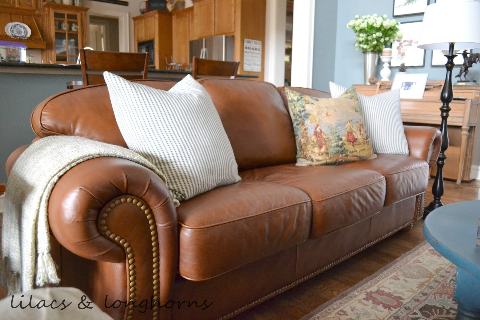 Repairing And Refurbishing Leather Furniture