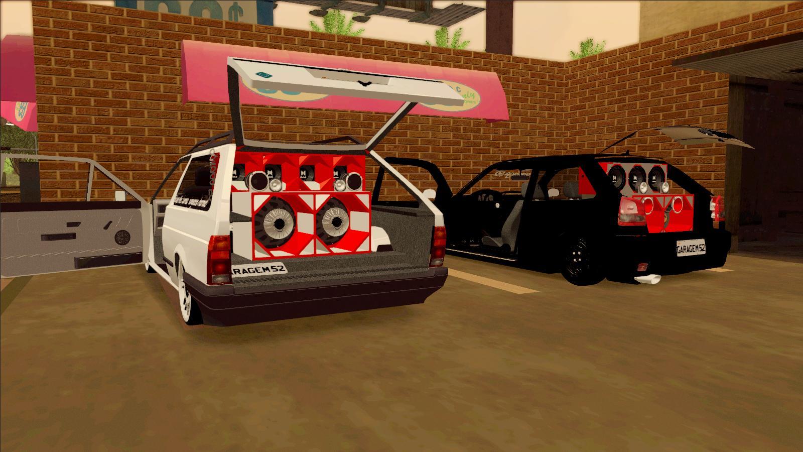 Volkswagen parati garage 52 edit by gb3d ekip dubi pc for Garage volkswagen 94 creteil