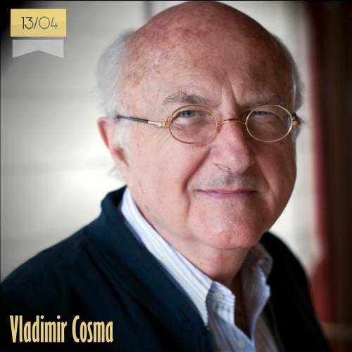 13 de abril | Vladimir Cosma - @MusicaHoyTop | Info + vídeos